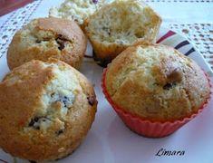 Limara péksége: Áfonyás-citromos muffin