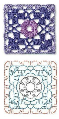 Delicadezas en crochet Gabriela: Más de 100 patrones de grannys                                                                                                                                                                                 Más