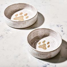 Ceramic Dog Bowl by Mollie Jenkins Pottery - Fieldshop, a store by Garden & Gun. - Ceramic Dog Bowl by Mollie Jenkins Pottery – Fieldshop, a store by Garden & Gun, is a curated co - Slab Pottery, Pottery Mugs, Pottery Bowls, Ceramic Pottery, Pottery Store, Diy Ceramic, Ceramic Dog Bowl, Handmade Ceramic, Pottery Painting
