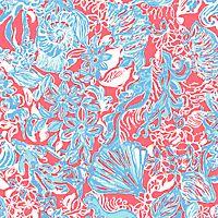 Lilly Pulitzer Print: Summer Siren