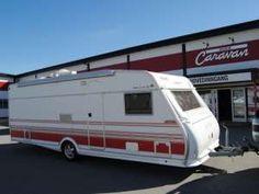 'campingvogn', Bil
