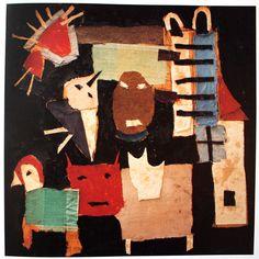 Karel Appel, (1921-2006), In november 1948 bezochten enkele leden van de Experimentele Groep een internationale conferentie over avant-garde kunst in Parijs, die was georganiseerd door Franse en Belgische surrealistische collega's. Onder anderen de Belg Christian Dotremont vond de benadering van de Fransen te sektarisch. Enkele Deense, Nederlandse en Belgische kunstenaars trokken zich daarop terug uit het congres en richtten de groep Cobra op.