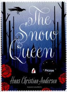 REad the #HansChristianAnderson classic,  The snow queen in our library's catalogue.
