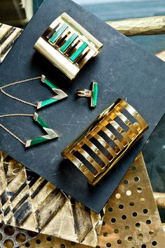 #kellywearstler #jewelry #malachite