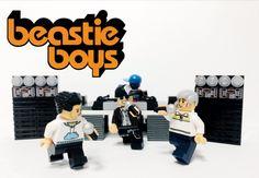 Beastie Boys - par Adly Syairi Ramly