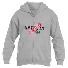 Underground Statements ~ Products ~ American Dream Heavy Blend™ Fleece Zipper Hoodie Underground Statements ~ Shopify Raglan Tee, Muscle Tees, Zip Hoodie, Perfect Fit, Hooded Jacket, Reflection, Zipper, Hoodies, Sweaters