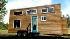 TINY HOUSE TOWN: The Youngstown By Harmony Tiny Homes
