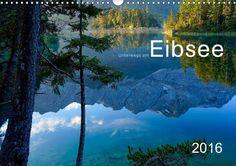 Unterwegs am Eibsee - CALVENDO Kalender von Norbert Maier