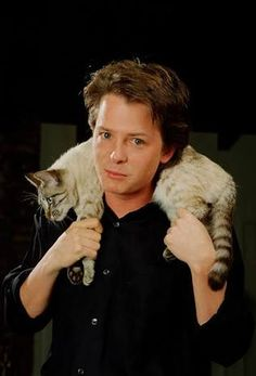 Resultado de imagem para young michael j fox - Tap the link now to see all of our cool cat collections!