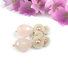 Lady Stuart - kolczyki sutasz z perłami