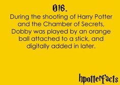 Harry Potter Fact 016