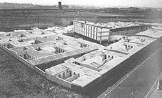 Adalberto Libera - unità abitazione orizzontale al Tuscolano - Roma