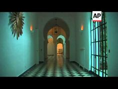 Tangier's fading glory as the jet set moves on - YouTube