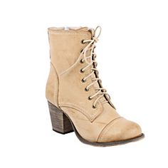 @Overstock - These combat-inspired ankle boots from Modesta by Beston feature a plain faux leather construction. The high-fashion ankle booties feature oxford toe and a 3-inch block heel gives these side zip boots the perfect lifthttp://www.overstock.com/Clothing-Shoes/Modesta-by-Beston-Womens-TOBE-04-Combat-Boots/7011567/product.html?CID=214117 $38.09