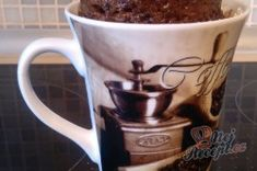 Příprava receptu Snídaňový hrnek za 5 minut, krok 2 Mugs, Tableware, Author, Dinnerware, Tumbler, Dishes, Mug, Place Settings