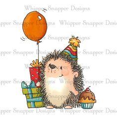 Big Birthday Cards, 50th Birthday Quotes, Birthday Images, Happy Birthday, Birthday Painting, Birthday Card Drawing, Hedgehog Art, Cute Hedgehog, Hedgehog Birthday