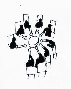 7. Parancsolat: Ne vacakolj! A gyerekek éhesek, és azt üvöltik, hogy kaját, kaját, vagy kitépjük a szakácsnő haját!