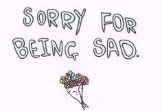 im sorry im sorry im sorry