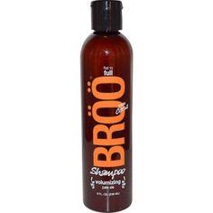 Broo Shampoo - Volumizing - Fresh Citrus - 8 Fl Oz