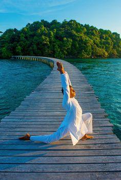 Top 10 Wellness Retreats in Asia | Song Saa | Yoga | Destination Deluxe