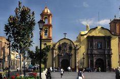 Mazatlan, Mexico old town city center