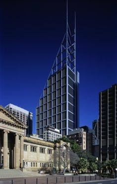 Deutsche Bank Place  Australia| Projects | Foster + Partners