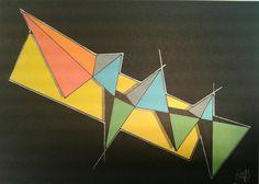 Esbozos #Cheb2015 #GeometrikArt