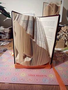 Wolf Book Folding Pattern by CraftyHana on Etsy £2.50