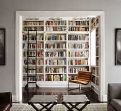 Home Libraries -- The Ultimate Luxury -- 30 Stunning Inspirational Images