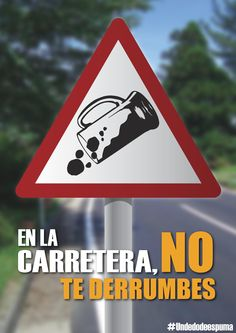 cartel para el concurso de #undedodeespuma