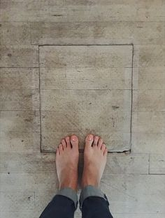 Door in the floor. #ojaicottage #floorcore #tanlines #whisperwood
