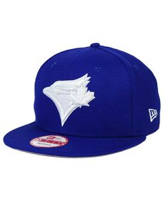 72e547e031b47 New Era Toronto Blue Jays C-Dub 9FIFTY Snapback Cap   Reviews - Sports Fan  Shop By Lids - Men - Macy s