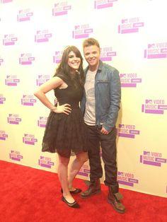 This 'Awkward' couple :)