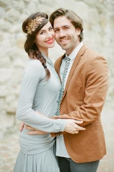 Fall Engagement Session Fashion | photography by thismodernromance...
