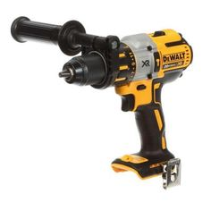 DEWALT 20-Volt Max XR Lithium-Ion Cordless Brushless Hammer Drill (Tool-Only)-DCD995B - The Home Depot