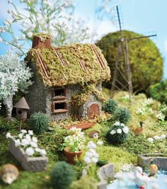 How to Create a Natural Fairy Garden