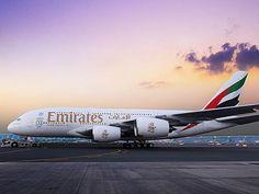 Emirates Airlines : A380 à Christchurch et promotion en France