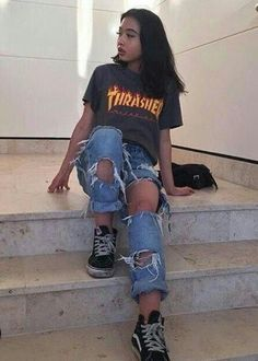 Streetwear Fashion trends and outfits for sale, Teenage Outfits, Teen Fashion Outfits, Mode Outfits, Retro Outfits, Cute Casual Outfits, Scene Outfits, School Outfits, Disney Outfits, Edgy Outfits
