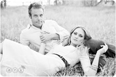 couples pose