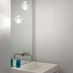 Mirror Mounted Faucet Design Ideas, Pictures, Remodel and Decor