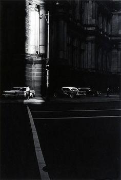 "Ray Metzker, ""Philadelphia"", 1962"