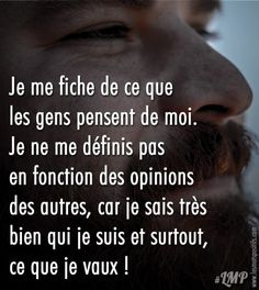Je sais qui je suis et ce que je vaux ! Positive Mind, Positive Attitude, Sober Quotes, Keep Looking Up, French Quotes, Powerful Quotes, Entrepreneur Quotes, Good Vibes Only, Words Quotes