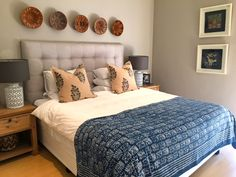 Interior Design Work, Comforters, Blanket, Bed, Furniture, Home Decor, Creature Comforts, Quilts, Decoration Home