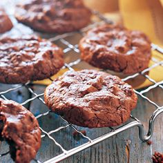 Chocolate Passover Cookies - I made these for Passover and they are AMAZING!!!