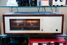 The Luxman 5M21 Amplifier
