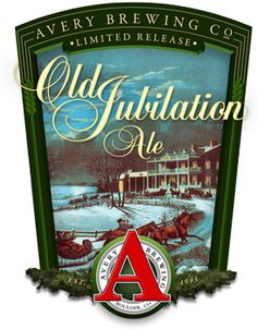 OldJubilation Recipe, come on cold weather I can't wait to brew this one.
