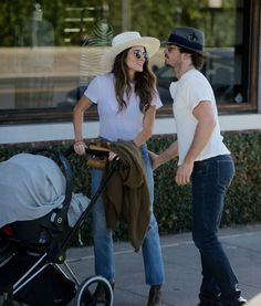 Ian Somerhalder and Nikki Reed - Beverly Hills, Nov. Damon Salvatore, Nina Dobrev, Fashion 2017, Star Fashion, Ian Somerhalder Nikki Reed, Louisiana, Serie The Vampire Diaries, Ian And Nikki, Jackson Rathbone