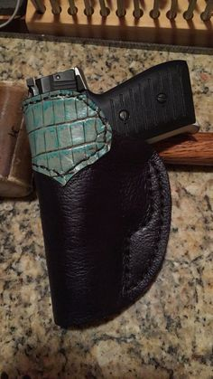 Proudly made in the USA. Custom Morgan Dollar Heads Concho on a Chocolate Harness Leather Trifold Wallet