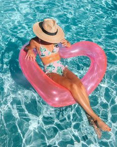 Cute Pool Floats, Cute Kimonos, Yellow Suit, Polka Dot Bikini, Tan Lines, New Hobbies, Happy Girls, Girls Shopping, New Trends
