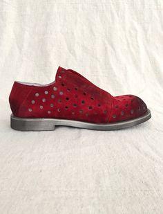 Hats and Haberdashery -   Rundholz Black Label Yarrow Shoe, $389.00 (http://www.hatsandhaberdashery.com/shop-by-designer/rundholz-black-label/rundholz-black-label-yarrow-shoe/)
